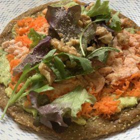 pancake de quinoa